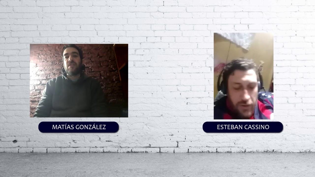 ¡A 11 años del ASCENSO AL NACIONAL! Entrevista con Esteban Cassino