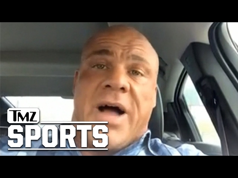 Kurt Angle: Linda McMahon Is a PERFECT FIT For Donald Trump's Cabinet | TMZ Sports