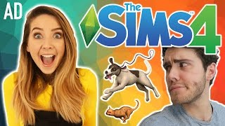 SIMS SIMS SIMS | Zalfie Sims 4 #11(SIMS SIMS SIMS ▻ This is a paid for advertorial. ▻ Subscribe • http://bit.ly/AlfieGames ------------------------------------------------------------------------------ • The..., 2016-01-29T18:00:00.000Z)