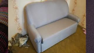 видео Ткань для обивки мебели - большой ассортимент, низкие цены