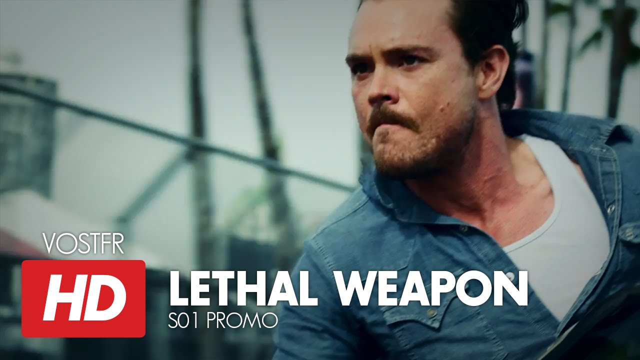 lethal weapon s01 promo vostfr hd youtube. Black Bedroom Furniture Sets. Home Design Ideas