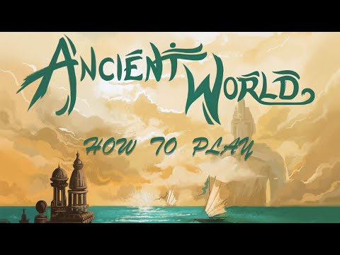 How to Play The Ancient World - Second Edition