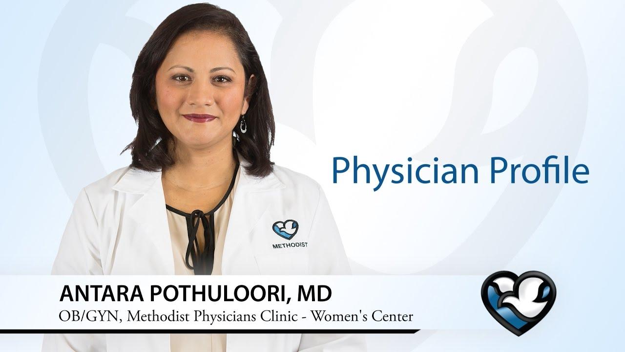 Antara Pothuloori, M D  | Methodist Physicians Clinic Indian