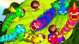 Pepi Tree - Play and Learn about Forest Animals - Educational Cartoon Games for Kids
