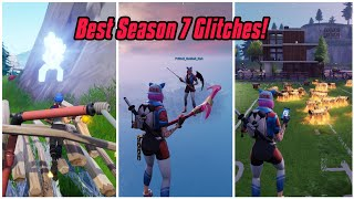 Best Working Glitches in Fortnite (New) Fortnite Glitches season 7
