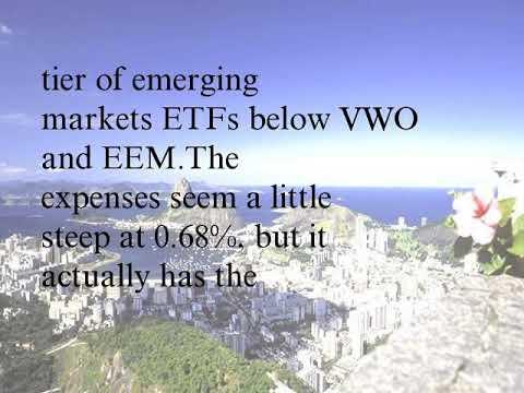 Top 5 Emerging Market ETFs (EEM, GMM)