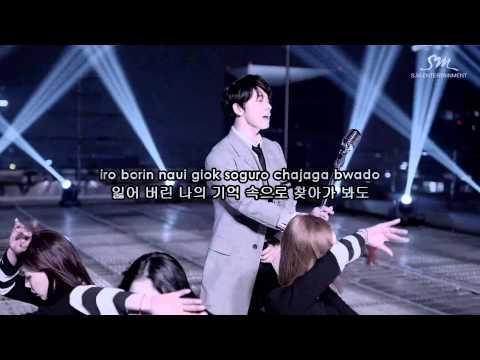 Donghae & Eunhyuk (동해&은혁) - Growing Pains (너는 나만큼) Karaoke