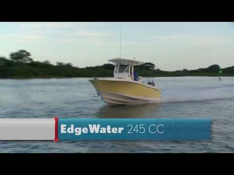 EdgeWater Power Boats 245CC Review
