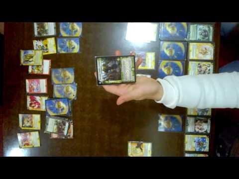 Duel Masters: Adeimantus vs Victor - Nova Deck vs LN Reincarnation