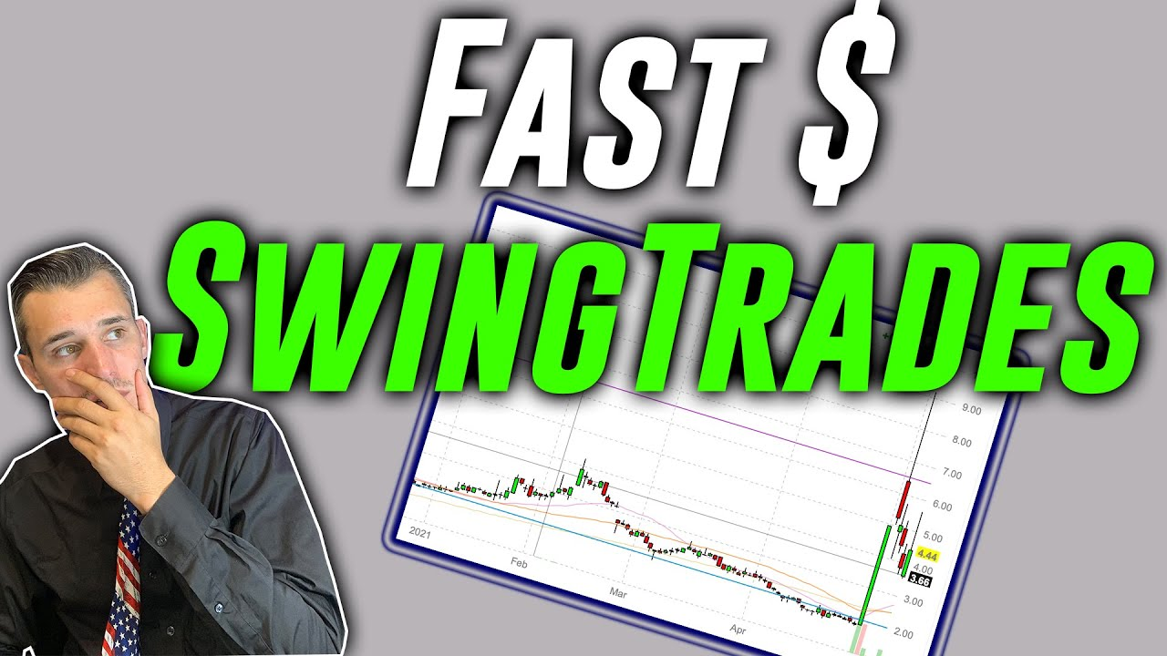 Penny Stocks to Swing Trade NOW!
