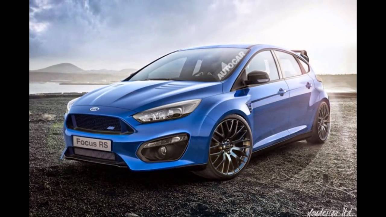 Fiesta rs concept