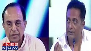 'I Have A Problem With Subramanian Swamy', Says Prakash Raj