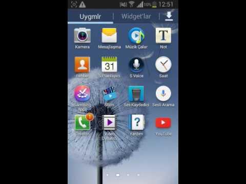 Android her sürümde rootsuz ekran videosu çekme.