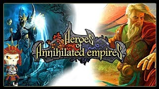 HEROES OF ANNIHILATED EMPIRES | Undead Campaign | Let's Play Heroes of Annihilated empires