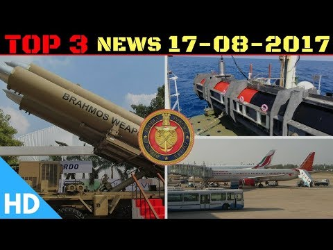 Top 3 Latest Headlines : Indian Defence Updates : Counter Move To Hambantota, Brahmos Vietnam