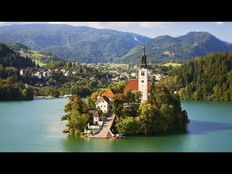 Lake Bled | The Natural Beauty Of Slovenia | Part 1 [HD]