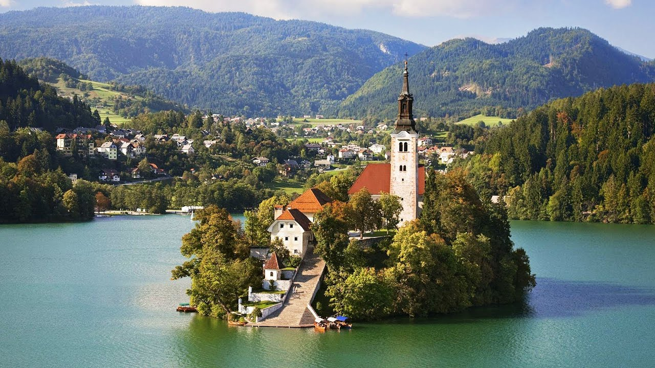 Lake Bled The Natural Beauty Of Slovenia Part 1 Hd