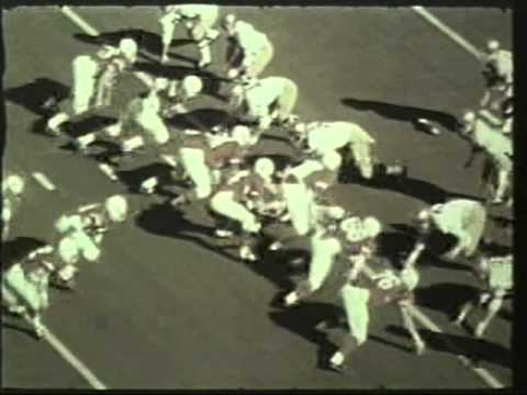 1971 Cotton Bowl Highlights - Texas vs. Notre Dame