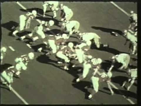 1971 Cotton Bowl Highlights - Texas vs. Notre Dame