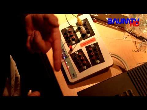 Yamaha Music Station Portasound PSS-580 (Circuit Bent by BAUM)