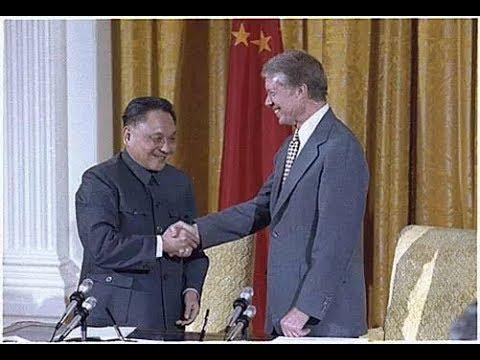 美国人问邓小平,中国有人反对你访美吗?邓小平回答:有啊,在中国台湾省