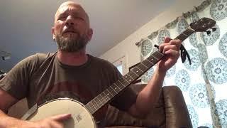 Josh Williams—357 string band cover-Black river blues