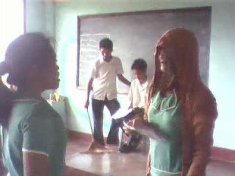 Ann Mariel Ocampo at Narra Got Talent