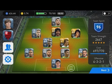 Pes 2018 Pro Evolution Soccer Android Gameplay #27