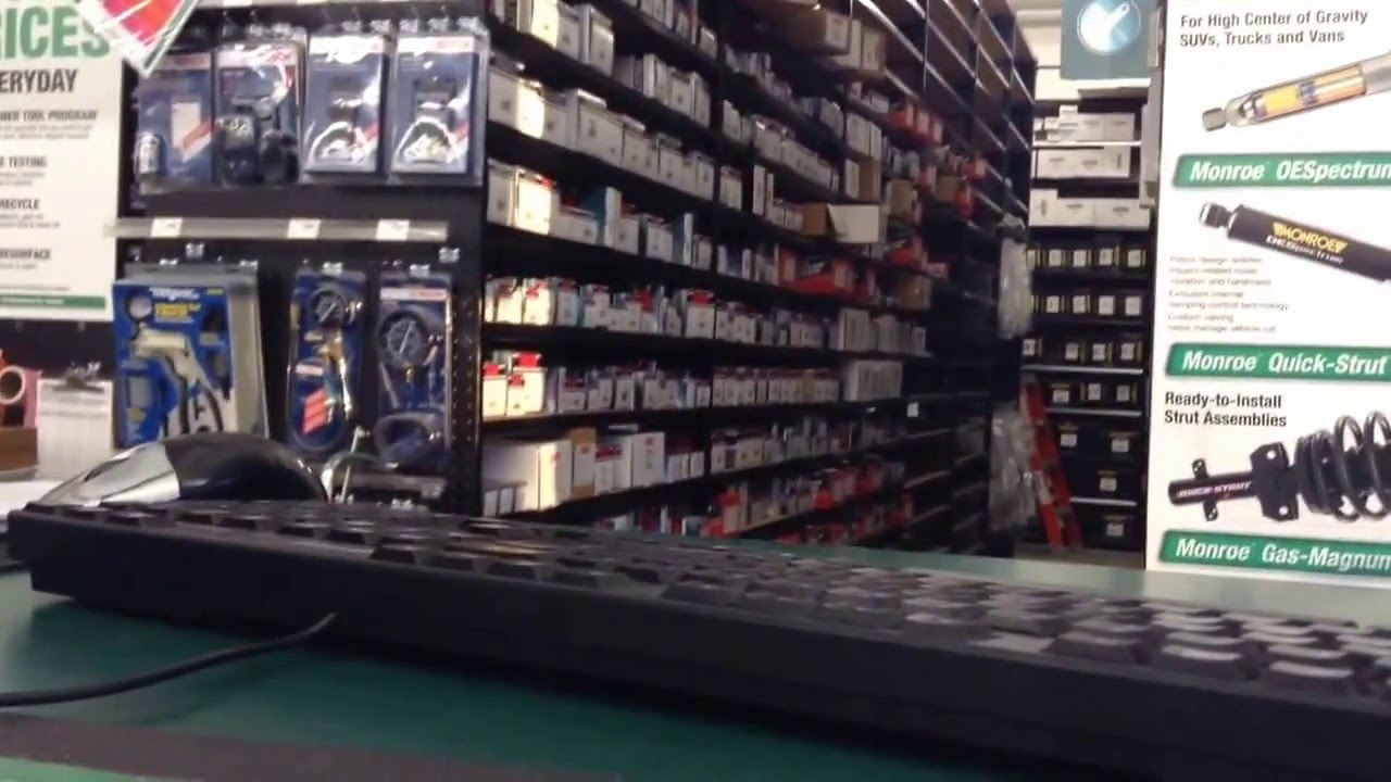 drama in the back room of the auto parts store meridian idaho youtube. Black Bedroom Furniture Sets. Home Design Ideas