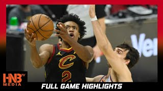 Phoenix Suns vs Cleveland Cavaliers 5.4.21 | Full Highlights