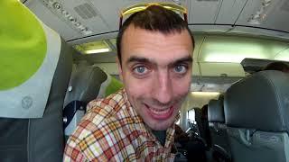 видео РусЛайн открывает рейс Симферополь