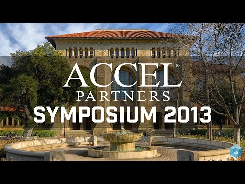 Rob Solomon, Accel - Accel Partners Symposium 2013 - #theCUBE