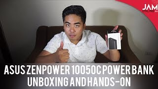 ASUS Zenpower 10050c (QC) Unboxing and Quick Review