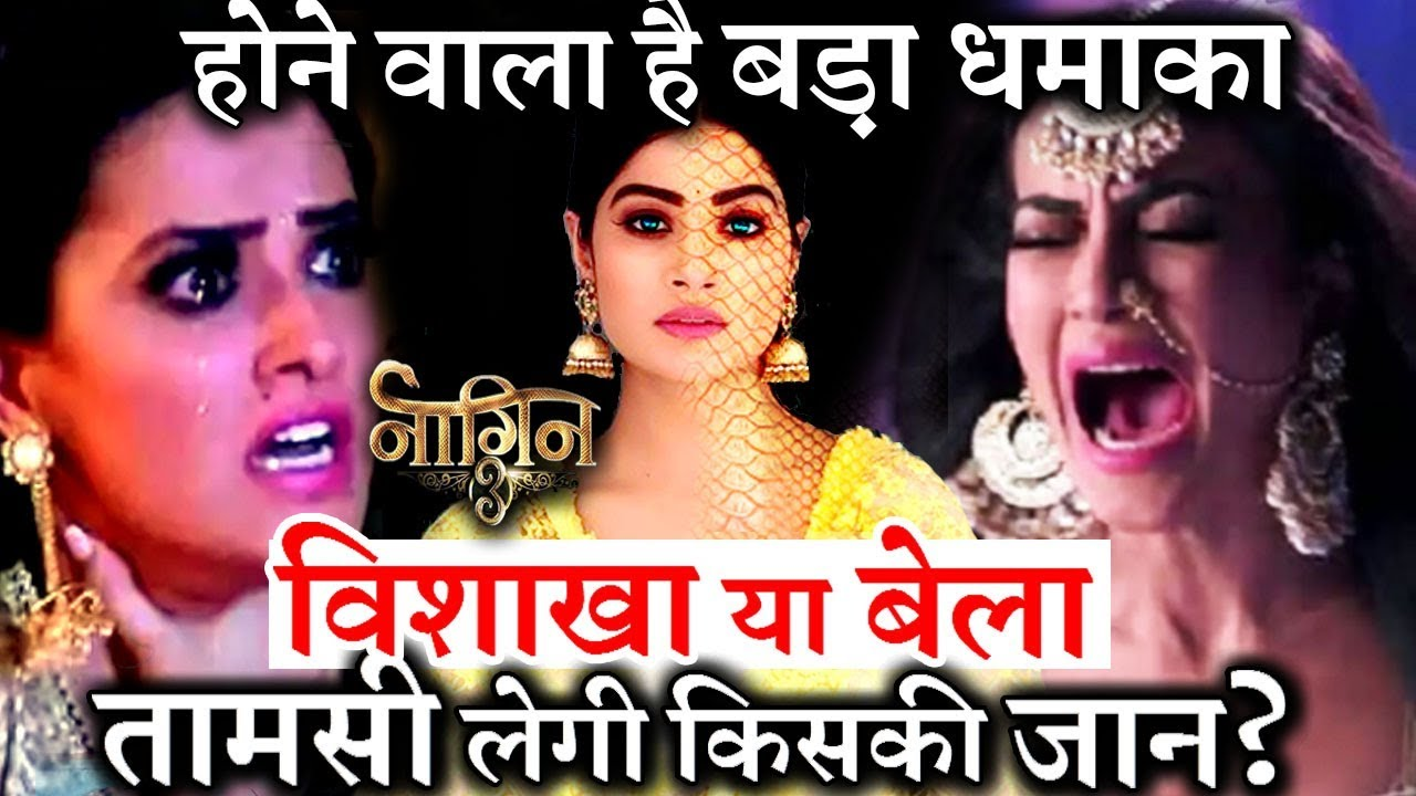 Naagin 3 Maha TWIST : Taamsi will KILL BELA / VISH