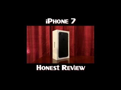 iPhone 7 - HONEST Review