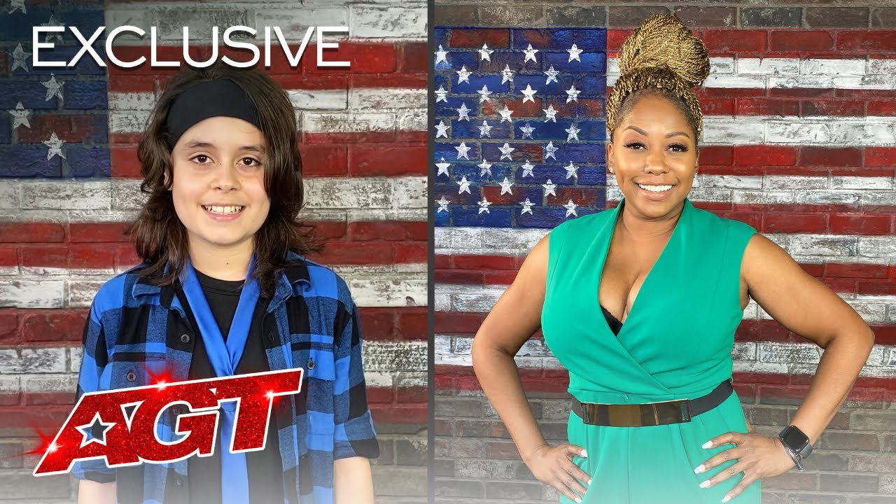 Crystal Powell and Jacob Velazquez Reflect On The Judges' Reactions - America's Got Talent 2020