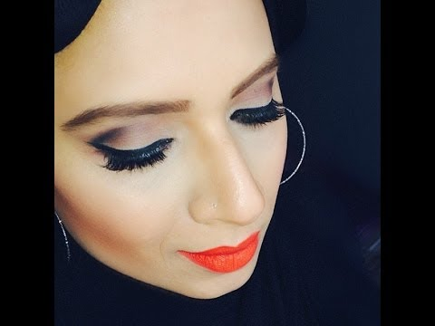 Summer Makeup Amp Hijab Style Feat Rayannes Design