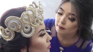 Астана. Тамада Сапаргали! Перизат Узату тойы Фильм 01