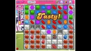 Candy Crush Saga Level 235★★★ no boosters
