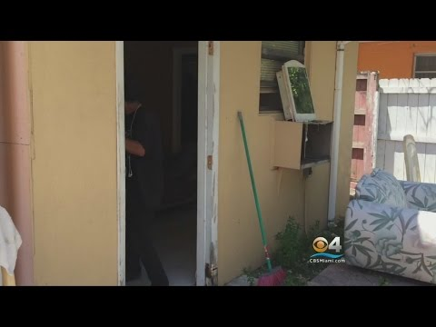 South Florida Residents Paying For Horrible Living Conditions