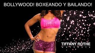 Bollywood!! Boxeando y bailando con Tiffany Rothe!