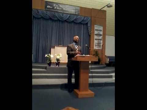 "Pt. 1 Pastor Ennis F. Tait "" Give Credit Where Credit Is Due "" Rom. 4:13-22 (4/12/2017)"