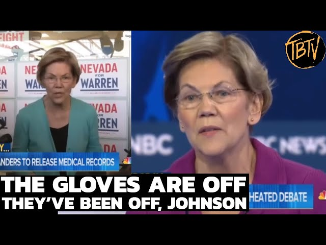 ALERT: Bernie Sanders Good Friend Elizabeth Warren Is No More!