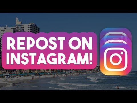 How To Repost On Instagram ✅ Repost Photos & Videos For IOS + Android (WITHOUT WATERMARK)