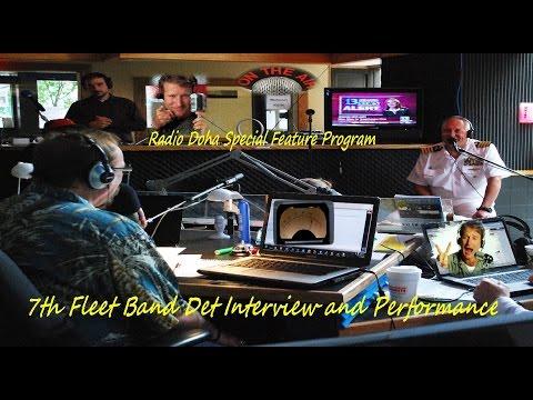 Radio Qatar KBS Special Feature 7thFleet Band Det