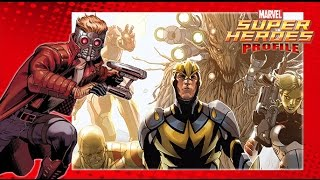 [SHP] 17 ประวัติ Star-Lord ผู้ก่อตั้งทีม The Guardians of the Galaxy!!
