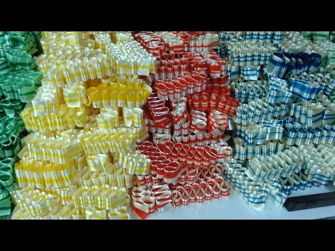 Family Secret Homemade Ribbon Candy Recipe!