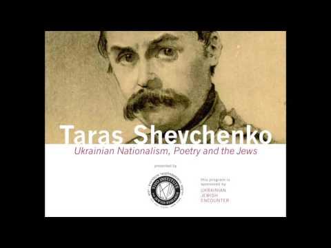 Taras Shevchenko: Ukrainian Nationalism, Poetry and the Jews