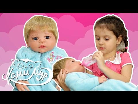 КУПИЛИ РЕБЕНКА!!! Живая Кукла Реборн Ками как Мама для Reborn Baby Doll