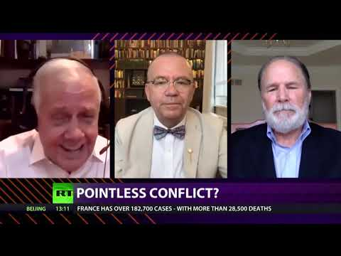 CrossTalk | QUARANTINE EDITION | Pointless сonflict?
